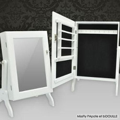 Fabrication d\'une mini-armoire à bijoux | MissFly PApote et biDOUILLE