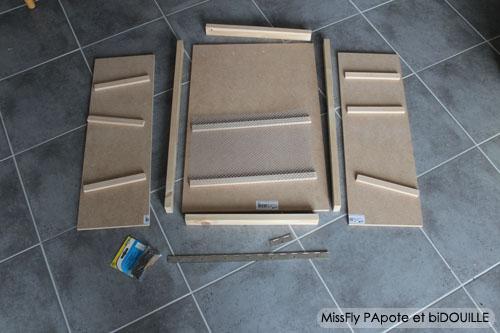 Fabrication D Une Mini Armoire A Bijoux Missfly Papote Et Bidouille